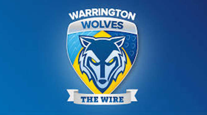 Logo Warrington Wolves Rugby