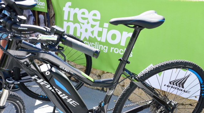 bikes ready to take on a ride. Check out our Partner FreeMotion