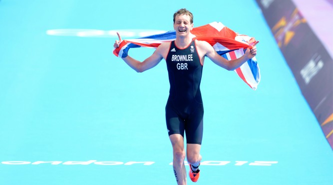 Alistair Brownlee