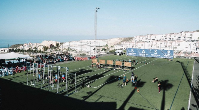 60.000 square foot (56.000 m²) CrossFit gym more than just a Box