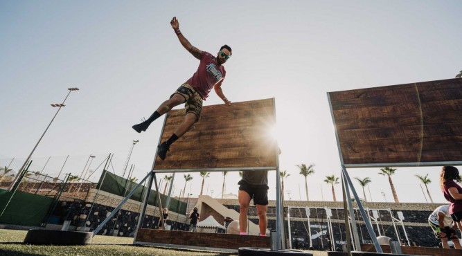 CrossFit  Obstacle Course OCR