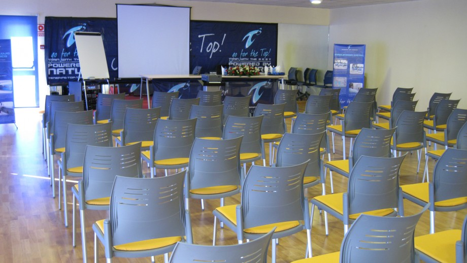 We can provide suitable convention rooms; from small leisure centres