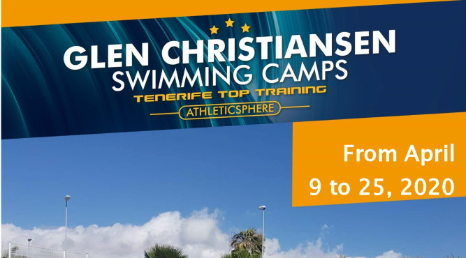EASTER YOUTH AND ADULTS Swimming CAMP 09.04.2020 – 23.04.2020