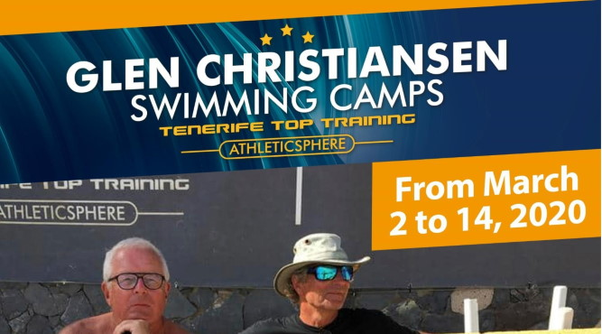 Individual Swimming Camp for Masters
