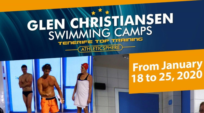 Master's technique swimming camp Tailored for those wishing to go deeper into technique With the help of the swimming flume and a biomechanics specialist