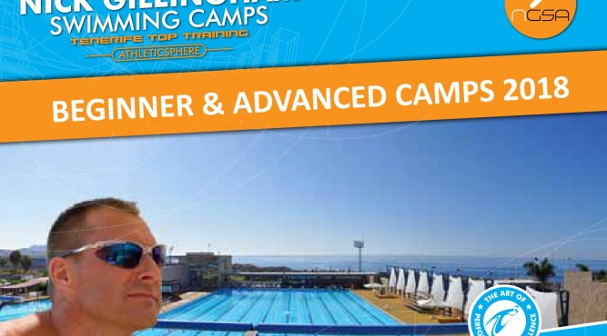 Nick Gillingham  Swimming Camps 2018