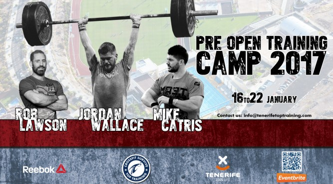 Pre Open Training Camp für CrossFit