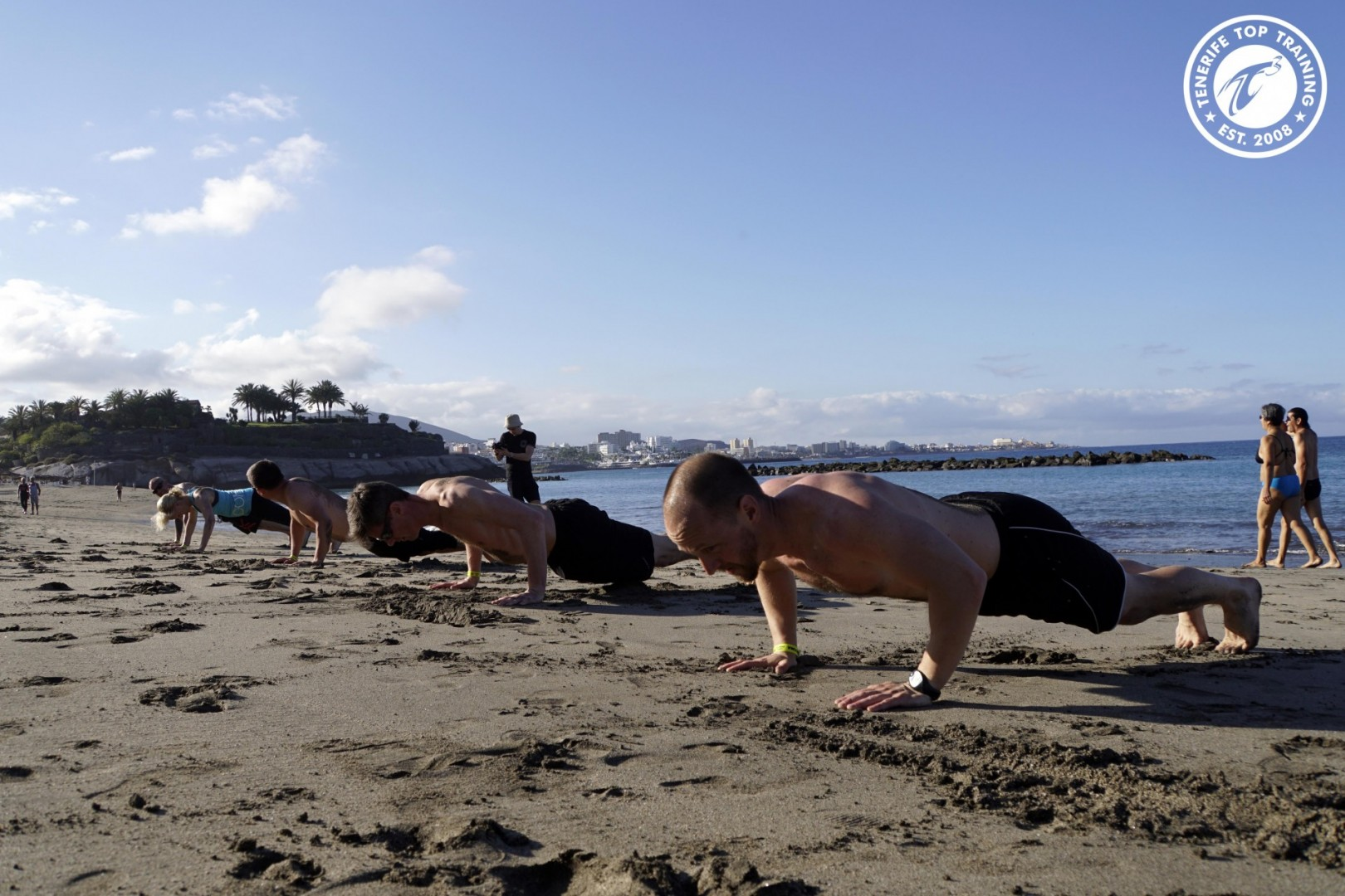 Take your CrossFit community to Tenerife and have some WODs at the most beautiful beaches