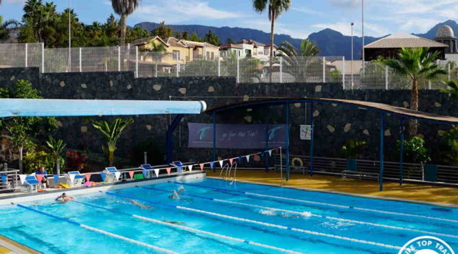 best swimming camps kids glen christiansen tenerife