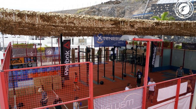 2 Fully Equipped CrossFit Boxes with 600m² offer perfect conditions for your CrossFit Holidays