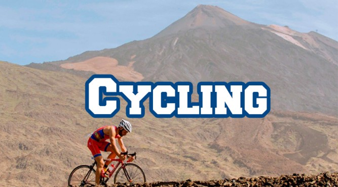 Tenerife is a perfect spot to do long cycling trips. Click here to check out our offer for cyclists!