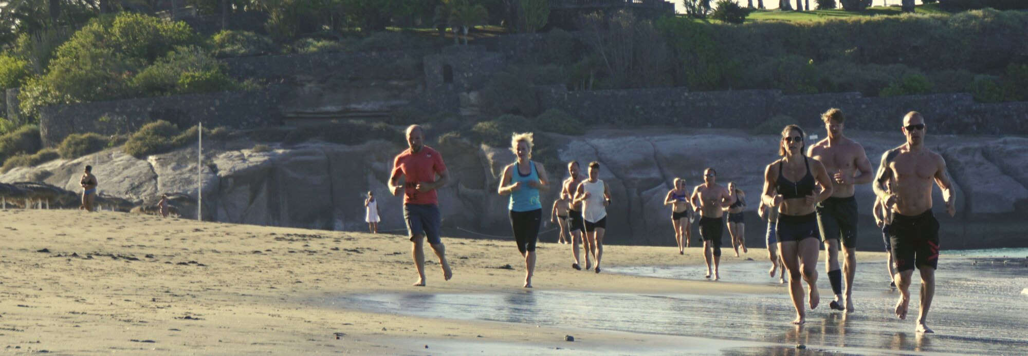 The best group retreats for your fitness holidays! Beach workouts in the sun!