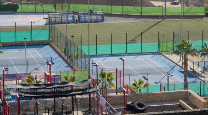 Tenerife Top Training offers tennis holidays and tennis camps for all tennis players, teams and families