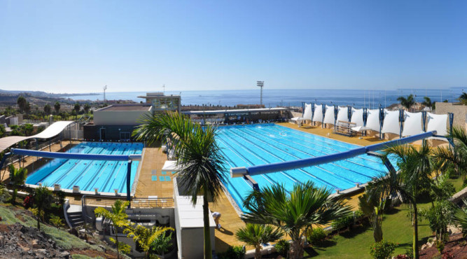 The swimming pools of Tenerife Top Training are perfect for rehabilitation and regeneration for your football team
