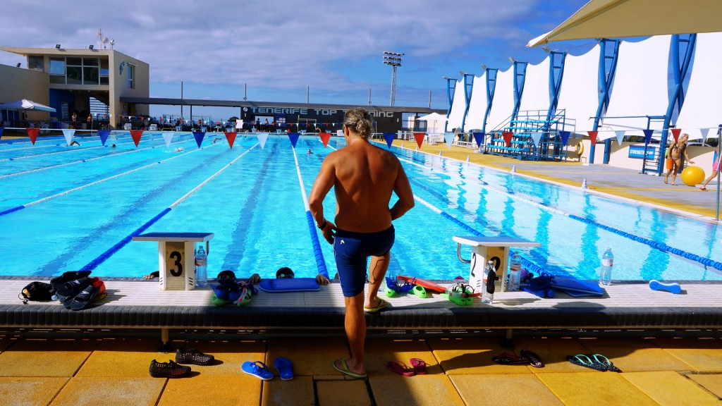 Optimales Schwimmtraining mit dem Olympia Coach Glen Christiansen