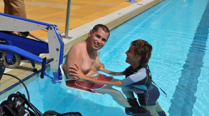 Diving in Tenerife Top Training is made possible for all people