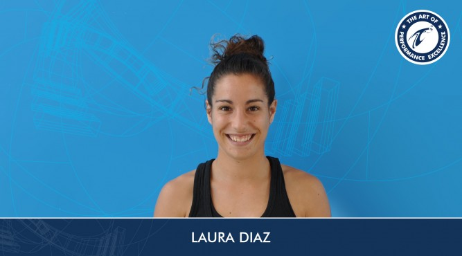 Laura Diaz ist Athletiktraininer und Personal Trainerin im Tenerife Top Training