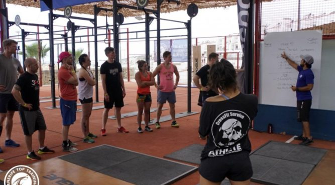 Our certified trainers offer the best training for CrossFit and Functional Fitness.