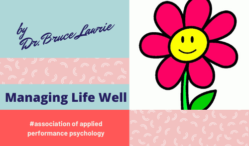 Managing Life Well by Doctor Bruce Lawrie