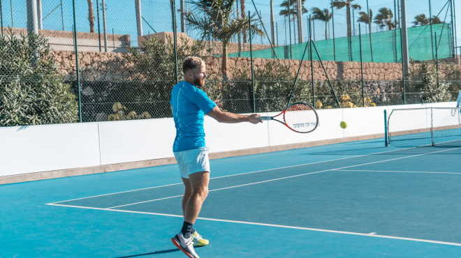 Tennis Camps for Pro ATP and WTA player