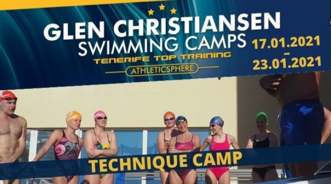 TECHNIQUE CAMP GLEN CHRISTIANSEN 17.01.2021 – 23.01.2021