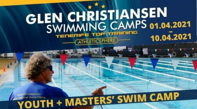 YOUTH + MASTERS' SWIM CAMP 01.04.2021 – 10.04.2021