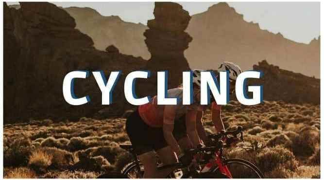 Cycling camps in Tenerife Spain