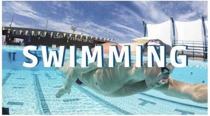 swimming training camps for elite preparation professional