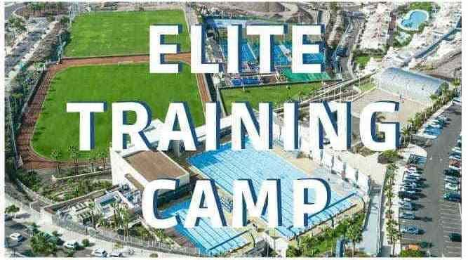 picture link to elite training camp Spain Europe