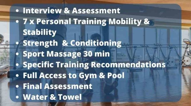 Courses with a trainer with qualification