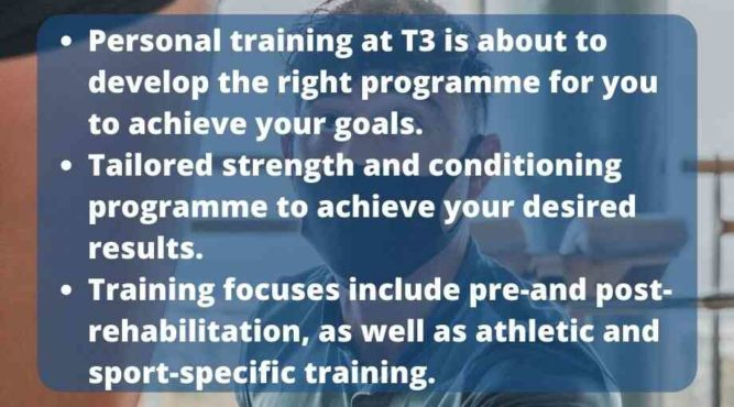 Individual courses to exercise and learn on your health